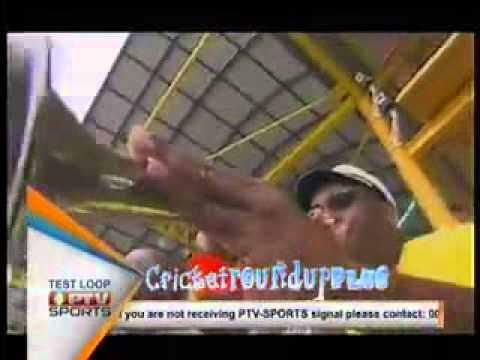 Pakistani Team Song Boom Boom Maray Kabhi Choka PTV Sports hd   Video Dailymotion