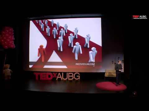 The psychology of culture | Fernando Lanzer | TEDxAUBG