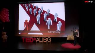 The psychology of culture | Fernando Lanzer | TEDxAUBG