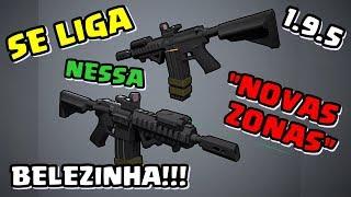 😱😎 PRIMEIRAS IMAGENS DA NOVA ZONA REVELADA!!! LAST DAY #184