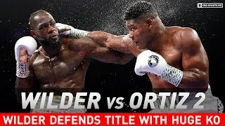 wilder-knocks-luis-ortiz-out-with-single-punch-in-round-7-of-heavyweight-rematch-cbs-sports-hq