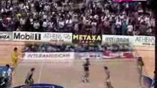 Sampion Evrope 1989 Jugoslavija - Grcka 98:77 - Iggy Speed