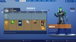 🔴 [LIVE] 'NEW' FortNITE SEASON 9! - NEW BATTLE PASS, SKINS, MAP - PLUS! (FORTNITE BATTLE ROYALE)