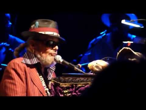 Dr. John - Indian Red - Tipitina's - New Orleans - 4/28/12