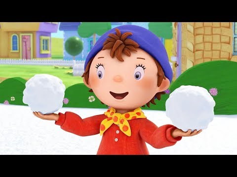 Noddy In Toyland | Frozen Fun | 1 Hour Compilation | Cartoon For Kids