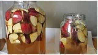 Mira Como Se Debe Preparar El Vinagre De Manzana Casero ¡Esto Te Encantará!
