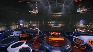 Elite Dangerous LiveStream Gameplay: LT Diamond mining 4