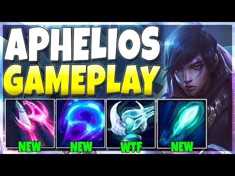 APHELIOS IS ACTUALLY SO BROKEN!!! Riot's Best Champion YET - League Of Legends