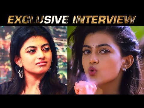Few Directors DON'T say Proper Script?? - Reveals Kayal Anandhi   En Aaloda Seruppa Kaanom  MY192