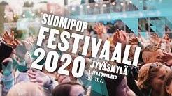 ✨ Suomipop Festivaali Jyväskylä juhlitaan taas 9.-11.7. ✨