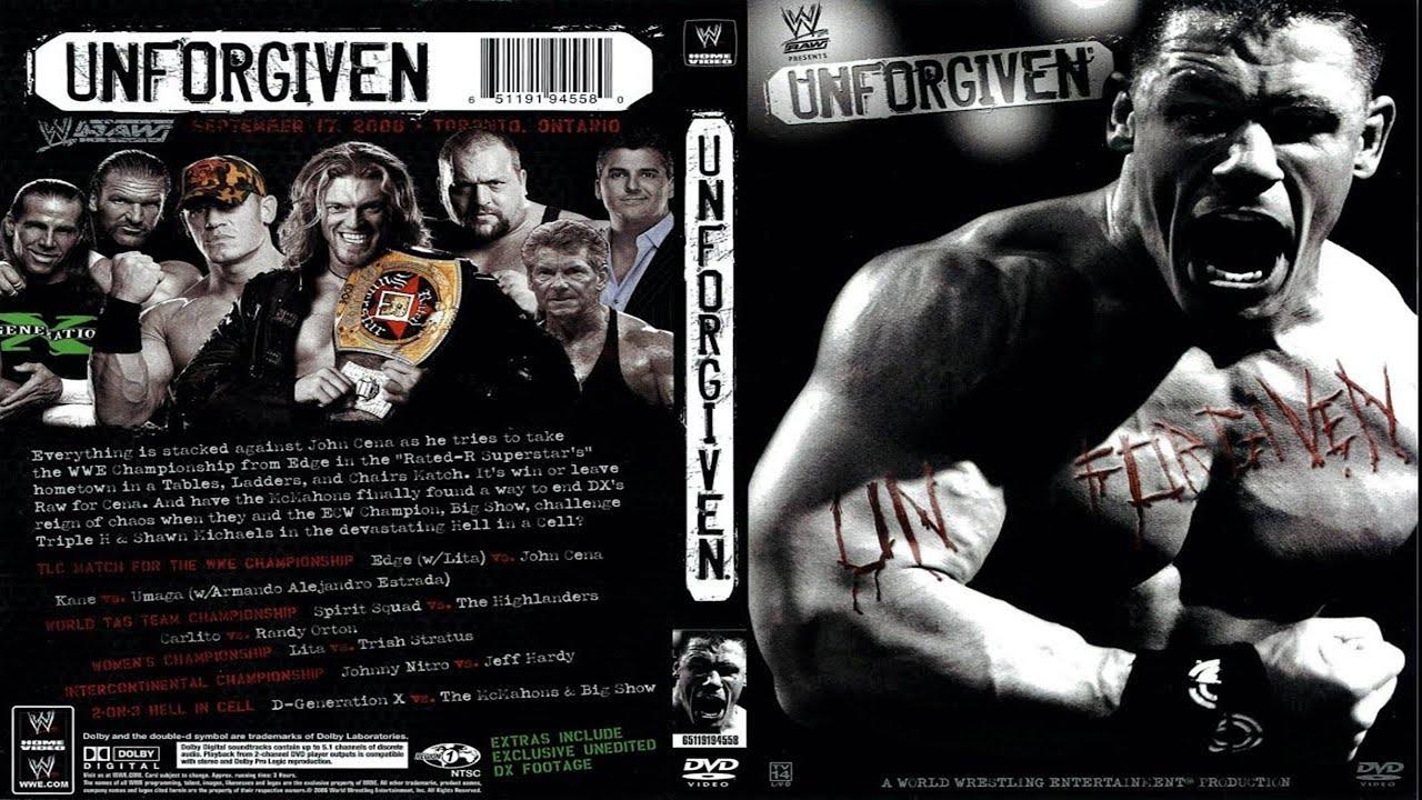 Wwe Unforgiven 2006 Wwe 2k19 Full Card Playthrough Youtube