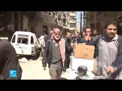 ما هو مضمون الاتفاق لإخراج -أحرار الشام- من حرستا؟  - نشر قبل 5 ساعة