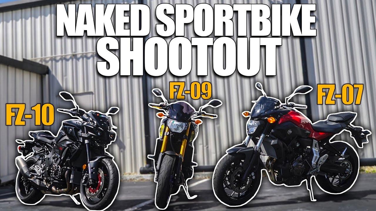 FZ-07 vs  FZ-09 vs  FZ-10 | Which One Should You Buy?
