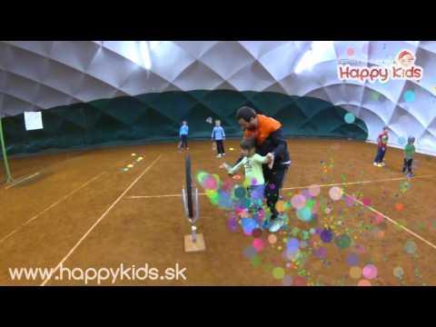Škola tenisu - Happykids