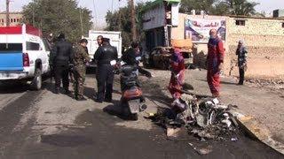 Trinta e nove mortos no Iraque