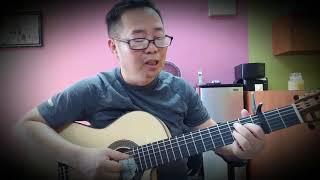 Tuyệt phẩm. Chiều trên Phá Tam Giang. Soạn hợp âm cho Guitar. NSCD