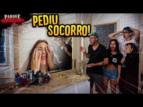 ELA PEDIU SOCORRO PARA TODOS DA CASA!! - PARQUE MISTERIOSO #28 [ REZENDE EVIL ]