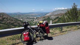 Albán kalandok - kerékpárral Albániában / Bycicle tour in Albania -előzetes