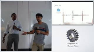 Carleel Zulkifli - UCCVR + AsiaVR Meetup