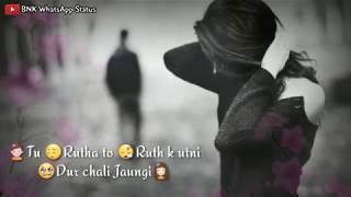 Tu Rutha to Ruth ke itni dur Chali jaungi👉film-shola or shabnam👈(WhatsApp status)💜