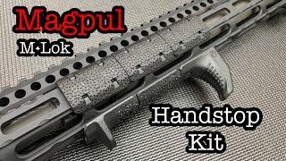 Magpul M-Lok Handstop Kit