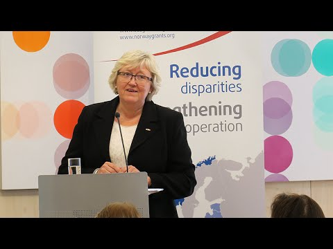 Launch of the EEA and Norway Grants 2014-2021
