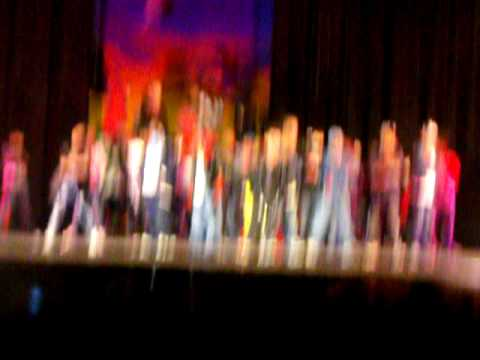 "Cleveland School of the Arts Michael Jackson Tribute ""Bad"""