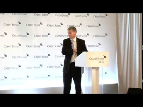AIC 2014 Keynote: New Zealand - Maintaining Economic Momentum