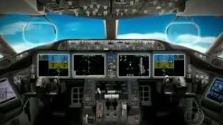 Boeing 787, as novidades tecnológicas do avião mais moderno do mundo (2009)