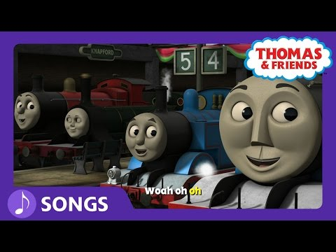 On A Journey Today | Steam Team Sing Alongs | Thomas & Friends