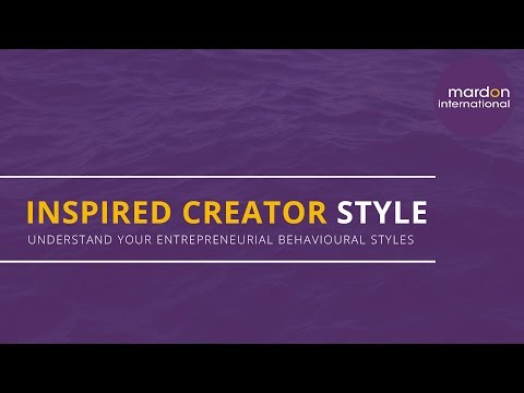 Inspired Creator Style