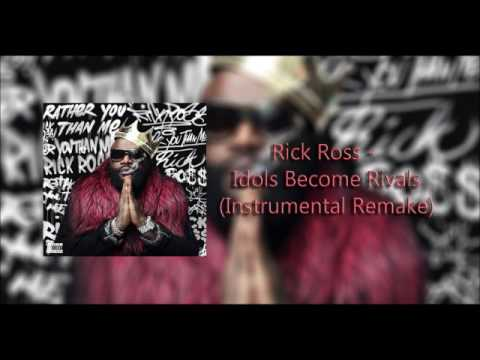 Rick Ross - Idols Become Rivals (Instrumental) Best Version!!