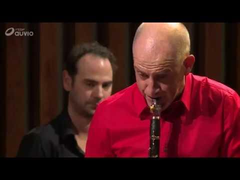 Copland - Concerto pour clarinette - F. Braley, R. Van Spaendonck - LIVE