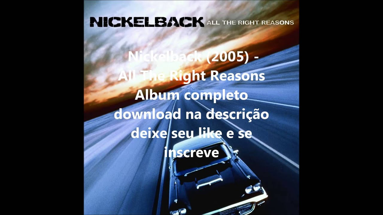 nickelback discography download