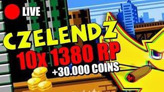 2 CZĘŚĆ CZELENDŻU - ZGARNIJ 10x 1350RP + 30.000 COINS!