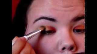 Rainbow eyeshadow tutorial! Thumbnail