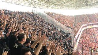 çArşı samiyen Deplasmanı Beşiktaş Tribünü