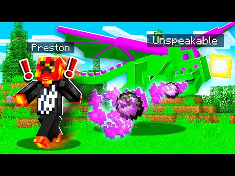 10 Ways To PRANK PRESTONPLAYZ as a MOB in Minecraft!