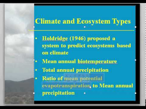 BIOL3465 Climate and Relief Lecture 1