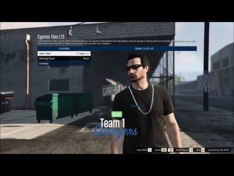 Ep5 Let's Play GTA V PC Online 1080p HD - 1st Gun Shop Visit, Last Man Standing Mission!