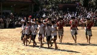 Tribes from North-east India at Hornbill Festival Opening Ceremony