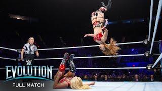 FULL MATCH - Toni Storm vs. Io Shirai - Mae Young Classic Finals: WWE Evolution 2018
