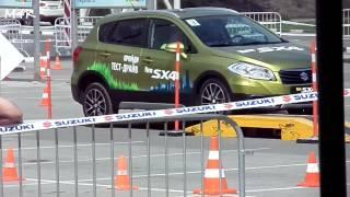 Тест драйв Suzuki