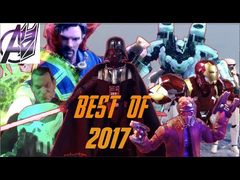 SWAGWAVE BEST OF 2017 Stop Motion Animations Compilation