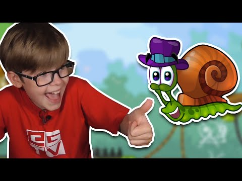 IT'S SNAIL BOB 2!! Mobile Games