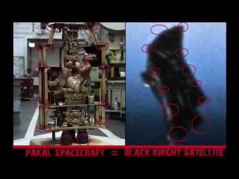 Black Knight Satellite Mystery Solved?!