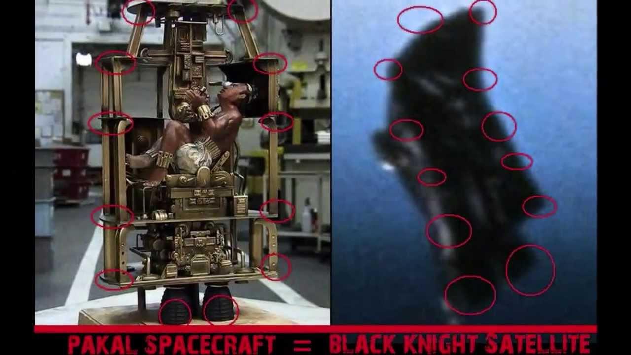 black knight satellite mystery solved youtube