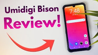 Umidigi Bison - Complete Review! (Rugged Budget Smartphone)