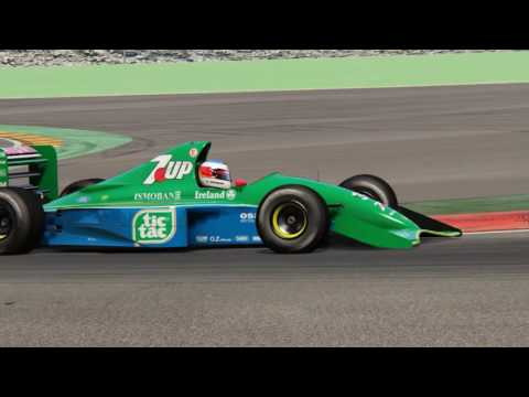 Assetto Corsa - Racing VRC's Jordan 191