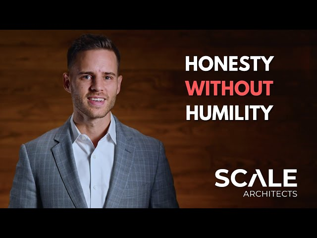 Honesty or humility
